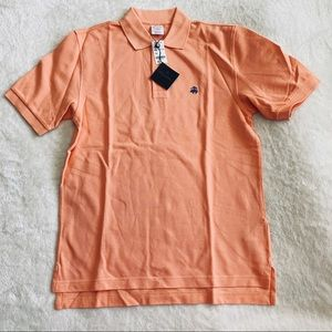 NWT Brooks Brothers Men's Cotton Polo Shirt